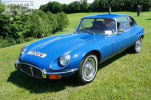 Jaguar E Type Series 3 V12 2+2 1973 Photo