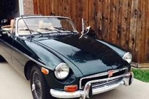 MGB fully restored; Runs great, many extras! Photo