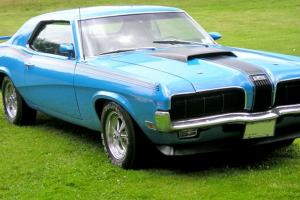 1970 Mercury Cougar Eliminator 302-4V Boss Original Owner Never Restored