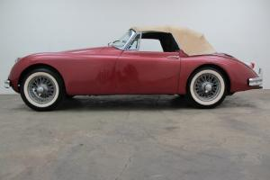 Jaguar xk150 DHC 1959 with overdrive, excellent rust free car, very good price Photo