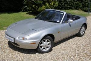 Mazda MX-5 1.6 PETROL MANUAL 1991/H