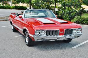 Simply the best that can be found 70 Oldsmobile 442 W-30  Convertible Clone a/c