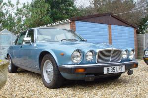 1984 Jaguar Soverign 4.2 Auto Blue Only 70k Miles Lots of History New MOT