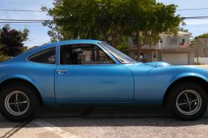 1973 Opel Opel GT Coupe 2-Door 1.9L