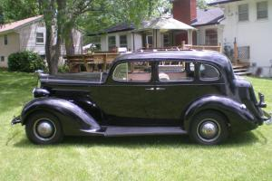 1937 Packard 115C      NO RESERVE