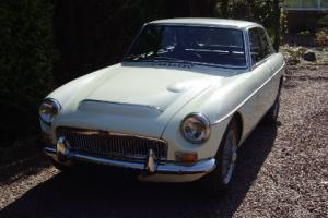 MGC GT Auto Genuine 86200 miles from new.Healey performance not MGB Photo