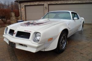 1976 TRANS AM / 455- 4 SPD. 41K. ORG. MILES LOADED BARN FIND