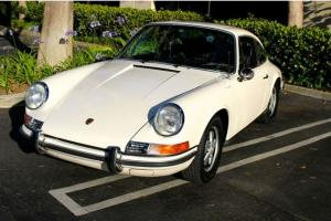Nice 1970 911 Factory Sunroof w Matching Unleaky Engine Beautiful Car