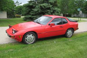 1987 Porsche 924S Drive it today!  NO RESERVE