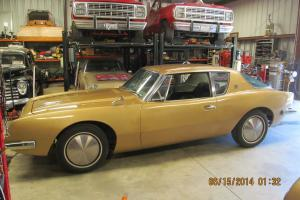 1963 STUDEBAKER AVANTI - R1 CLEAN & RUNNING PROJECT + EXTRA PARTS - NEEDS LOVE -