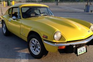 1973 Triumph GT6 Mk III 2.0L Photo