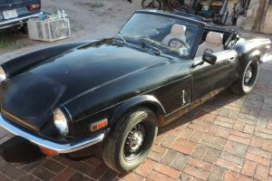 1978 Triumph Spitfire 1500 - REDUCED - NO RESERVE