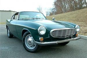 1967 Volvo 1800S Coupe in Excellent Condition!