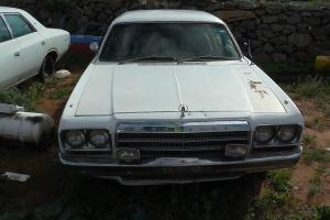 1977 CL Chrysler Regal V8 Sedan Valiant NOT Holden OR Ford
