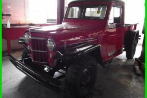 1958 Jeep Willys Other