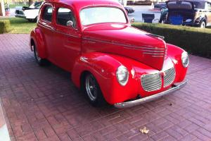 1940 WIllys ALL STEEL REAL 2DR SEDAN (PRICED TO SELL)