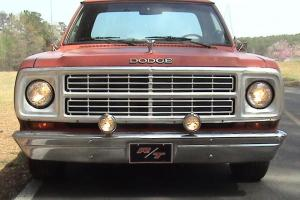 Dodge D100 Stepside with 360. Lil Red Express Potential. Stout Southern MOPAR !