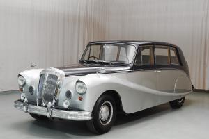 Incredible Daimler DK400 Limousine coachbuilt by Hooper, 1 of 6 built, Hyman Ltd for Sale