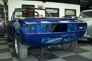 SAPPHIRE BLUE TRIUMPH STAG BARE METAL RESPRAY STUNNING