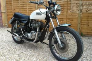 Triumph T140 Bonneville 1977 Photo