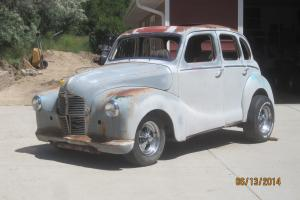 1948 Austin street rod,rat,rod gasser project