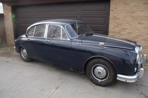 1967 Daimler 2.5 liter 4 door Saloon
