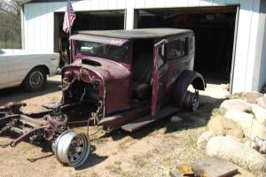 1926 Essex Hot Rod for parts or restoration (deuce coupe, rat rod, 32 ford)