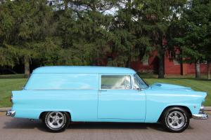 AMAZING ! FORD 2-DR PANEL CLASSIC MUSCLE ROD RARE FIND