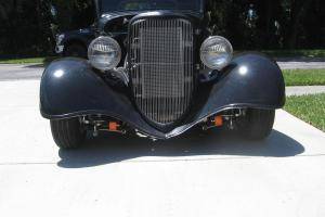 Street Rod 1933 Ford 3-Window Coupe
