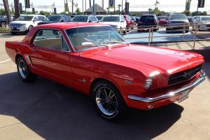 1965 Ford Mustang Base 4.7L, 289, 4-spd, coupe