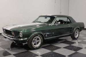 HIGHLAND GREEN RESTO MOD, 302 CI, 6-SPEED AUTO, POWER 4-WHEEL DISC, RACK N PIN!