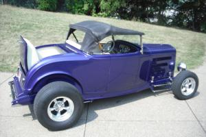 1932 Ford Roadster Street Rod - Rumble Seat