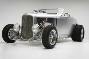 """1932 Ford Roadster The Ultimate Hot Rod. """"The Silver Bullet"""""""