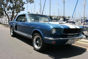 1966 Ford Mustang Shelby GT350 Tribute American Racing Restored Very Nice