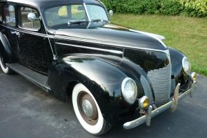 1939 HUDSON 6 PACEMAKER
