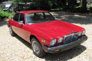 1982 JAGUAR XJ6 FULLY RESTORED ORIGINAL LOW MILEAGE CLASSIC BEAUTY Photo