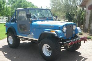 '77 Jeep CJ7, 401, A Monster!!, Loaded with apprximately $20k in EXTRA'S!