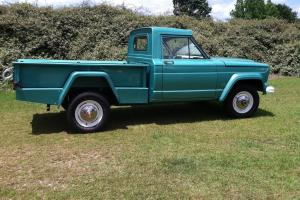 Classic 1964  Gladiator pickup Truck ,Thriftside Bed 4x4 . Tornado 6 230 cu in