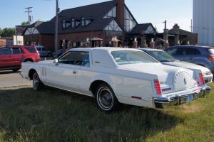 1979 Lincoln Mark V Collector's Series -- 26k miles. Gorgeous car with presence!