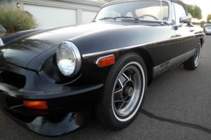 1979 MGB LTD Roadster 38K Miles All Original Near Mint Limited Edition With A/C Photo