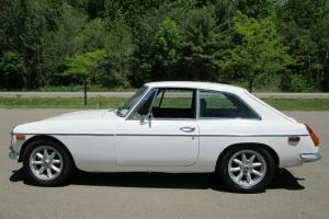 1971 MGB GT:  Highly Original Survivor, Low Mileage Photo