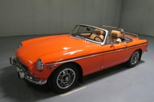 1973 MG MGB MKIII Roadster 1.8L