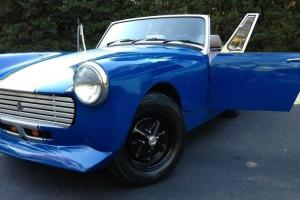 1978 MG Midget..wont see one like this on the road Photo