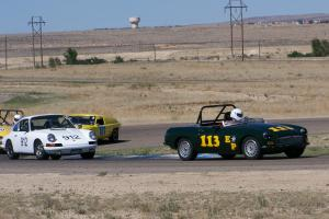 1964 MGB Race Car