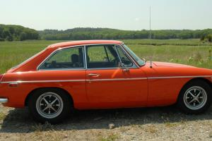 1973 MGB GT in beautiful condition Photo