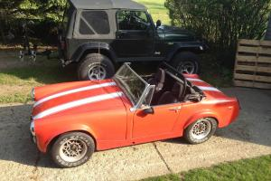 1969 MG Midget MKIII Photo