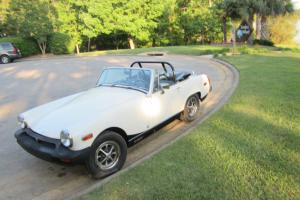 1976 MG MIDGET THAT RUNS AWESOME W GREAT BODY Photo