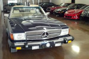 1985 380SL, 70,000 miles, Original Paint, Rust Free Arizona Car Photo