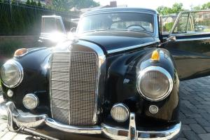 1957 300 adenauer C  rare mercedes complete engine and automatic trans