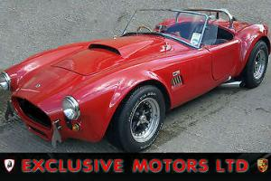 Cobra Ford 351 RHD Righ-Hand Drive Convertible Photo